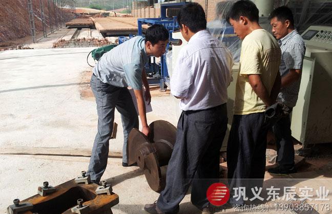 广西砖厂耐磨螺旋安装交流